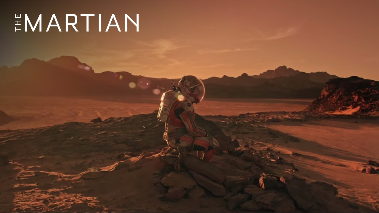 The Martian The Extended Cut