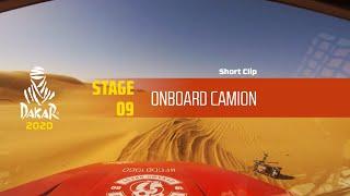 Dakar 2020 - Stage 9 - Onboard truck