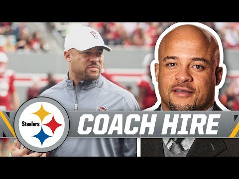 Eddie Faulkner hired as Running Backs Coach | Pittsburgh Steelers