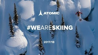Видео: Презентация горных лыж Atomic #WEARESKIING