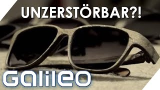 Galileo-Crashtest: Die unzerstörbare Brille?! | Galileo | ProSieben