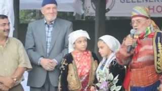 preview picture of video 'Çankırı Korgun Dikenli Köyü 2012 Festival Şenlik Ağası Mustafa Ödemiş Konuşması'