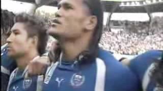 Samoa National Anthem.Samoa, tula'i ma sisi ia lau fu'a
