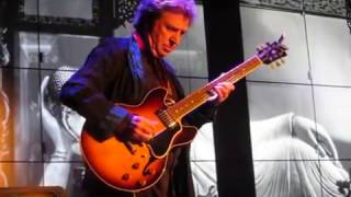 Andy Summers at the Grammy Musuem 3-23-17