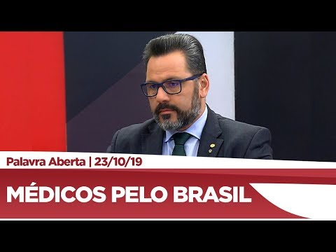 Alan Rick discute sobre o Programa Médicos pelo Brasil