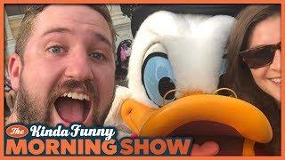 Tim's Epic Tokyo Disney Trip - The Kinda Funny Morning Show 10.15.18