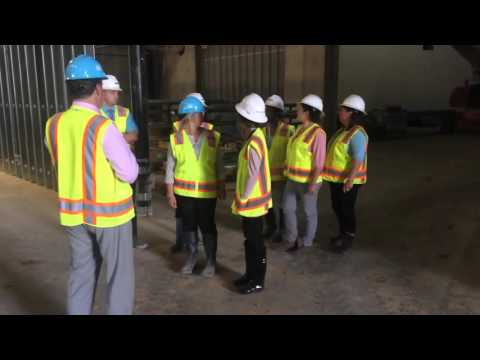 Principal's Vlog: A walk through of the new campus