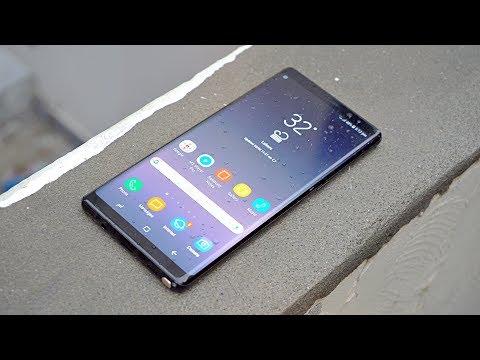 Samsung Galaxy Note 8, quanto è resistente? Scopriamolo nel nuovo drop test