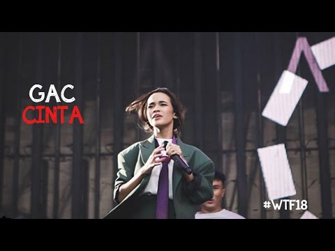 GAC (Gamaliel Audrey Cantika) - CINTA [Live At We The Fest 2018] - Kiki Amelia