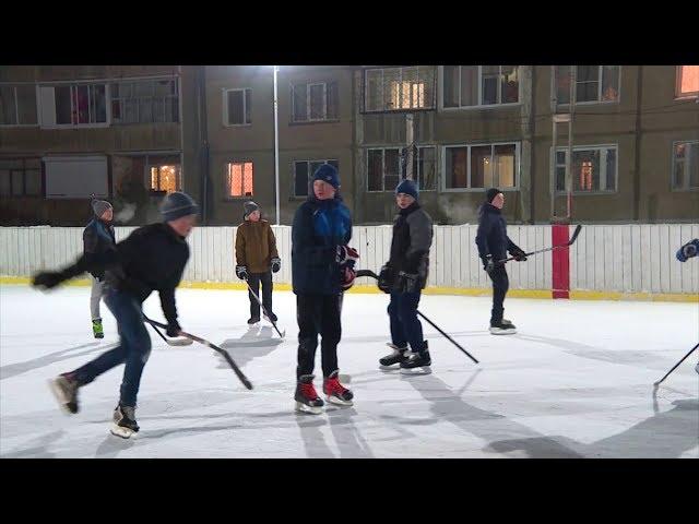 Как выживает дворовый хоккей?