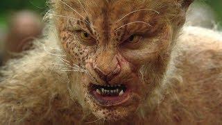 男子为野兽注入人类基因,创造出兽人社会,当起了上帝!速看科幻电影《拦截人魔岛》