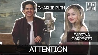 Alex Aiono & Sabrina Carpenter - Attention (Cover)
