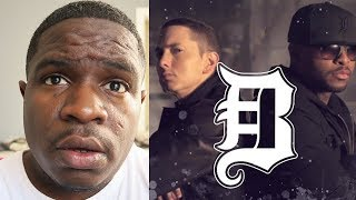 FIRST TIME HEARING | Bad Meets Evil Fast Lane ft Eminem, Royce Da 5'9 - REACTION