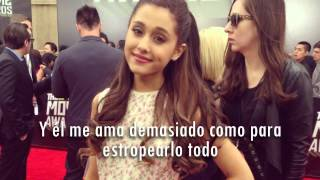 Ariana Grande - You'll Never Know (Traducida al español)