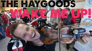 Wake Me Up - Avicii (The Haygoods Cover) Video
