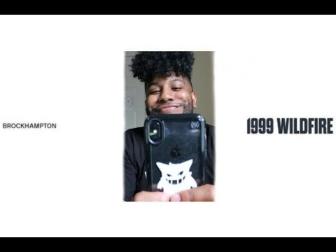 Brockhampton - 1999 Wildfire First Reaction/Review