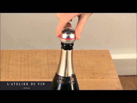 L'Atelier du Vin Bubble Indicator champagnestop