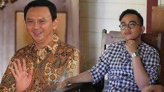 Jawaban Gibran Rakabuming saat Diminta Bujuk Jokowi agar Gandeng Ahok Jadi Cawapres