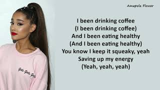 Ariana Grande-34+35 (Lyrics-Letra)