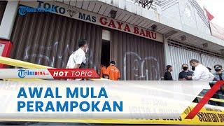 Berawal dari Jasa Pasang CCTV, Perampok Toko Emas di Bandung Rencanakan Aksi Jahatnya
