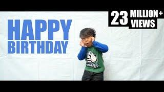 Gen Halilintar - Happy Birthday Happy Grateful (Official Music Video)