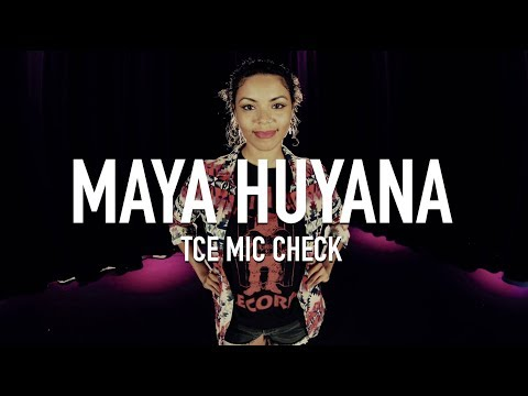Maya Huyana - Inner City Dialogue [ TCE Mic Check ]