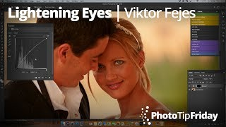 Lightening Eyes with Viktor Fejes | Photo Tip Friday