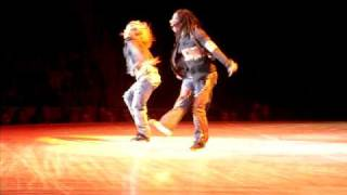 So you think you can dance tour season 7, My chick bad - Lauren and Russell