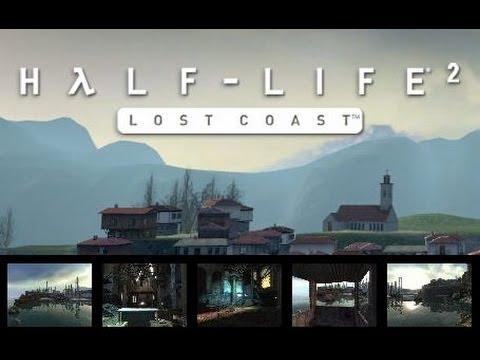 Gameplay de Half Life 2 Lost Coast
