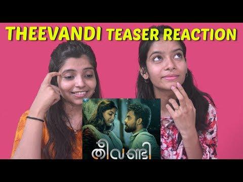 Theevandi Official Teaser Reaction in Marathi | Tovino Thomas | Samyuktha Menon | PE Reacts