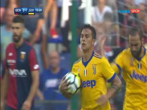 İtalya Serie A | Genoa 2-1 Juventus (14′ Paulo Dybala)