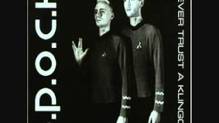 S P O C K    Never trust a Klingon