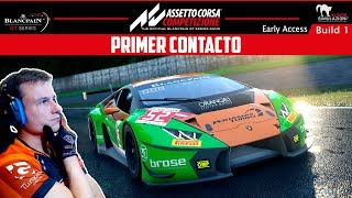 ASSETTO CORSA COMPETIZIONE | PRIMER CONTACTO | GTro_stradivar Gameplay Español
