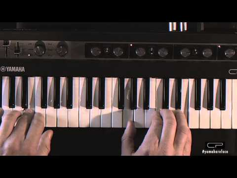 Electronic Music Musical Instruments Yamaha REFACE CP Portable ...
