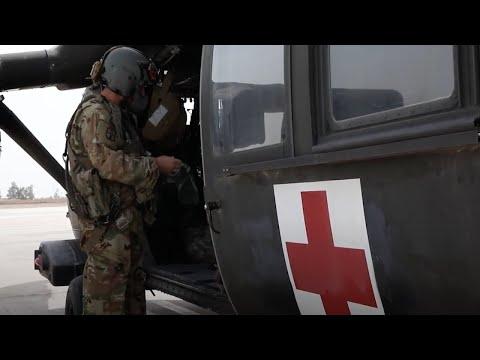 U.S. Army National Guard Flight Medic - YouTube