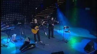 """А.Полотно и Ф.Карманов """"Поцелуй меня, удача!"""".2007г."""