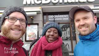 Week 4 - Crazy mission trip, no money, no food, no accommodation, only God