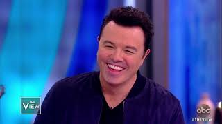 Seth MacFarlane on His Show 'The Loudest Voice' and Career | The View