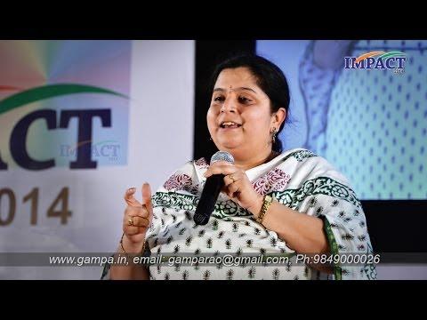 Relationship|Revathi Turaga | TELUGU IMPACT Hyd 2014