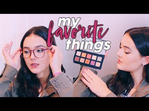 MY CURRENT FAVORITE THINGS // beauty, fashion, entertainment... | Reese Regan