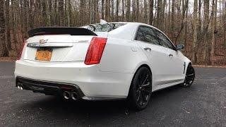 2017 Cadillac CTS-V – Redline: First Impressions