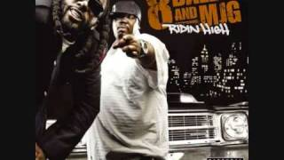 8Ball & MJG - Turn Up The Bump (CHOPPED & SCREWED)