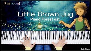 'Little Brown Jug' 5개의 변주곡