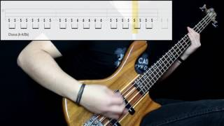 Arctic Monkeys - You And I (feat. Richard Hawley) (Bass Cover) (Play Along Tabs In Video)
