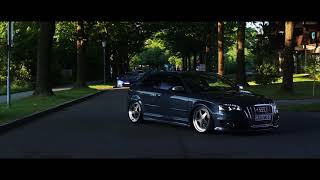 Audi S3 8P On O.Z. Futura | Handsome.