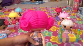 Lalaloopsy- A little love story part 1