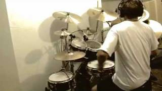 Don't Hurt Yourself - Marillion - drum cover by Marius