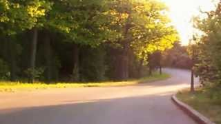 preview picture of video 'E-bike on Rockcliffe Parkway'