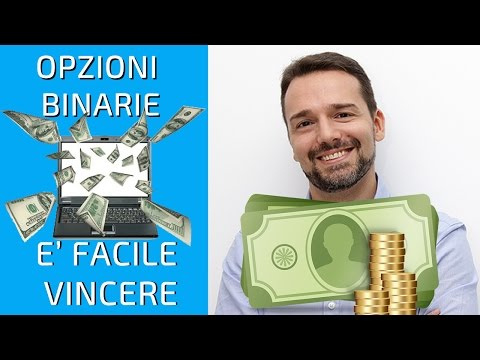 Opzioni binarie strategia vincente