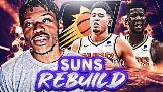 I turned the Phoenix Suns to Champions in NBA 2K20